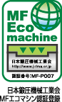 MF Eco machine