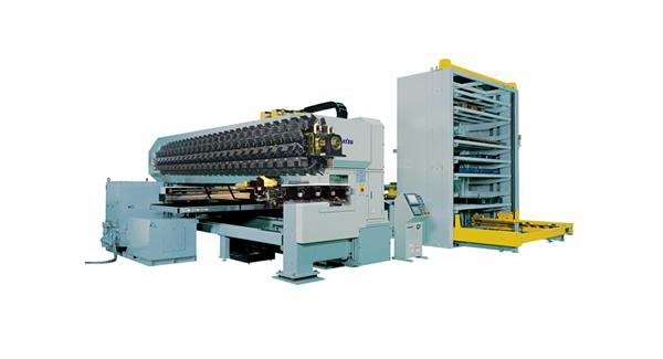 Gatling Press Center GT3300 Series | Sheet-metal Machinery